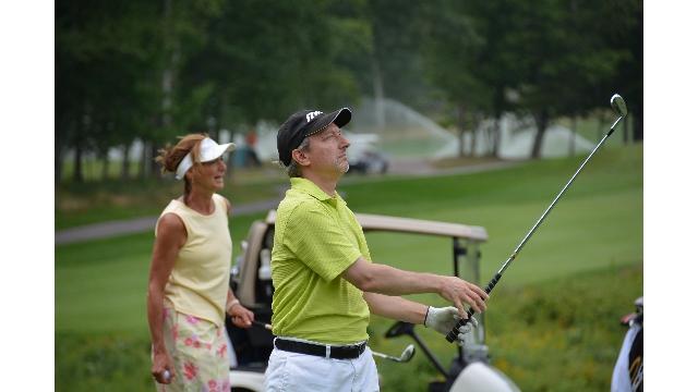 Rob Rioux, Cornell Scott Hill-Health Center at CS Golf 2013