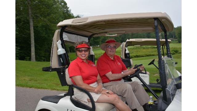 Cornell Scott Golf Tournament 2013